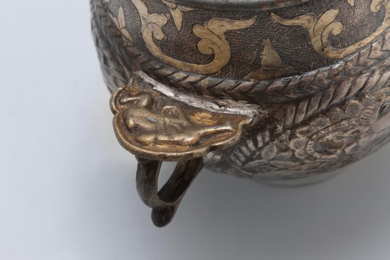 Ring handle of cup