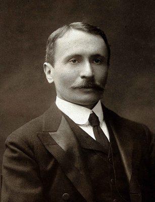 Portrait of Marc Aurel Stein