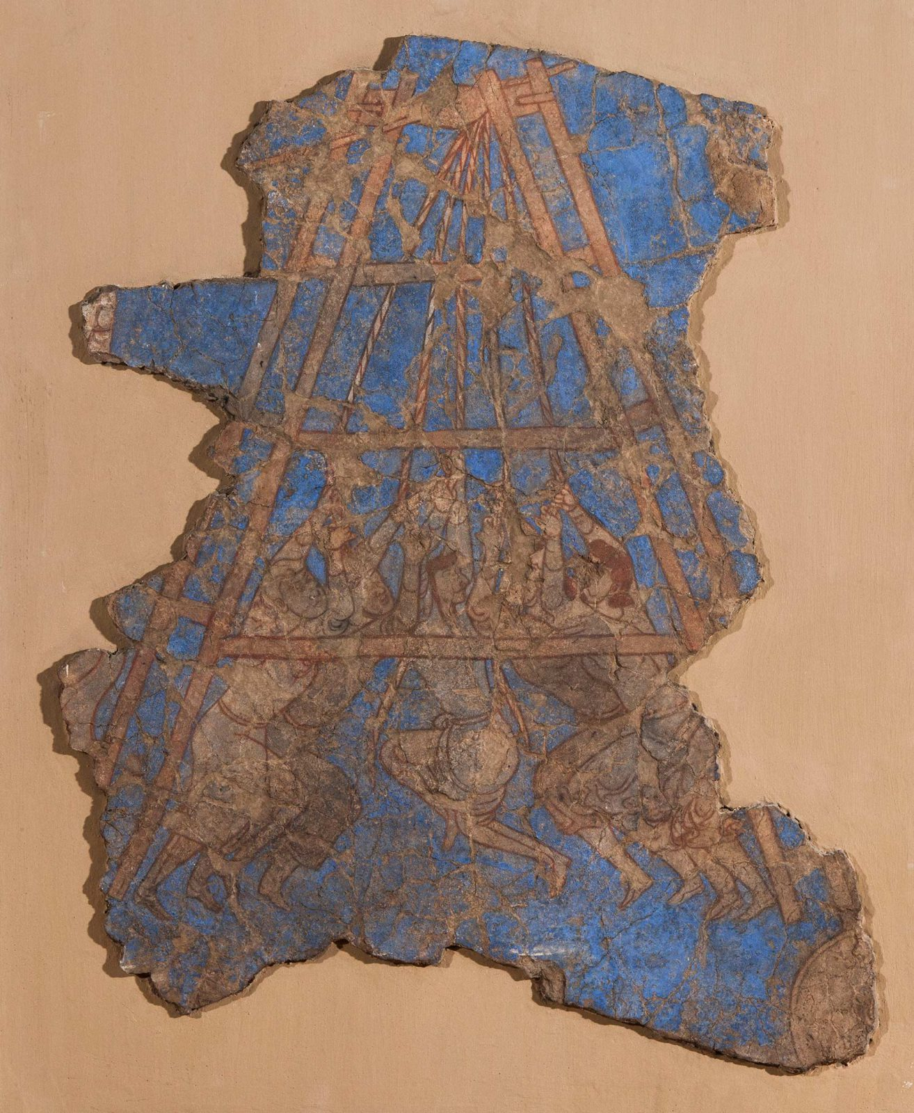 Siege of a Sogdian City