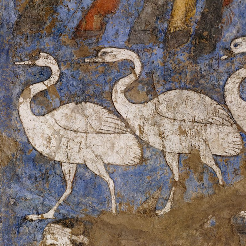 Afrasiab mural paintings