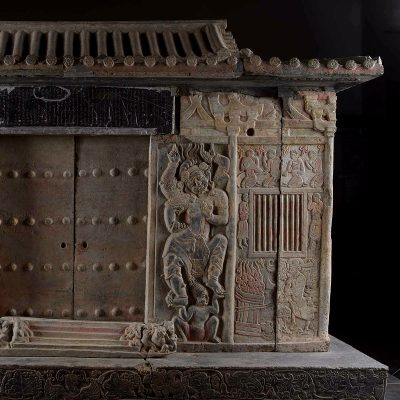 Anyang Funerary Bed