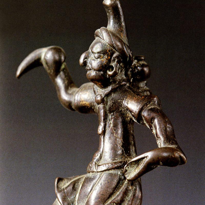 Sogdian Dancer