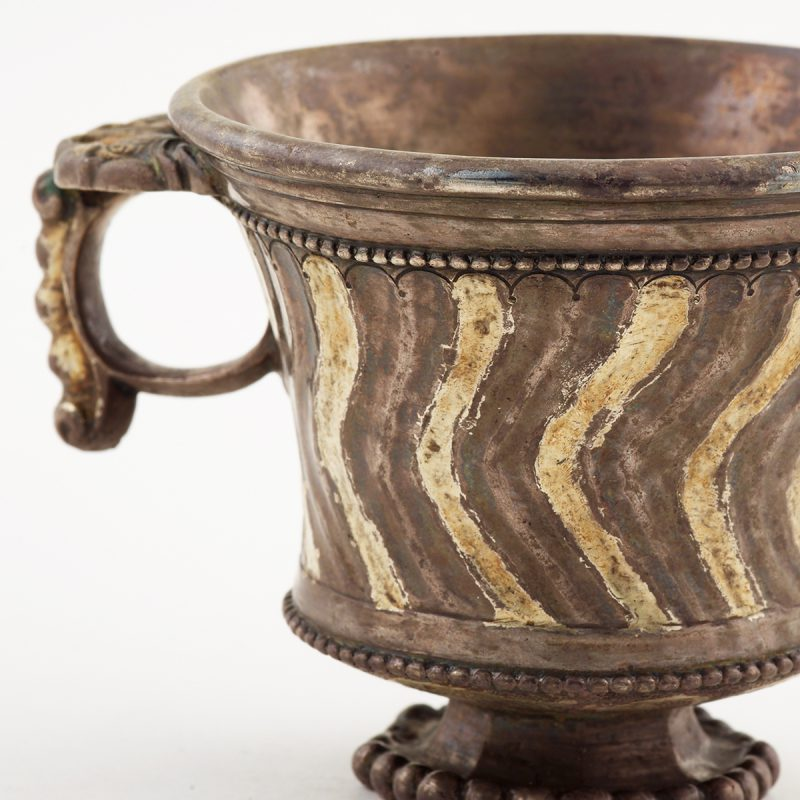 Fluted Cup
